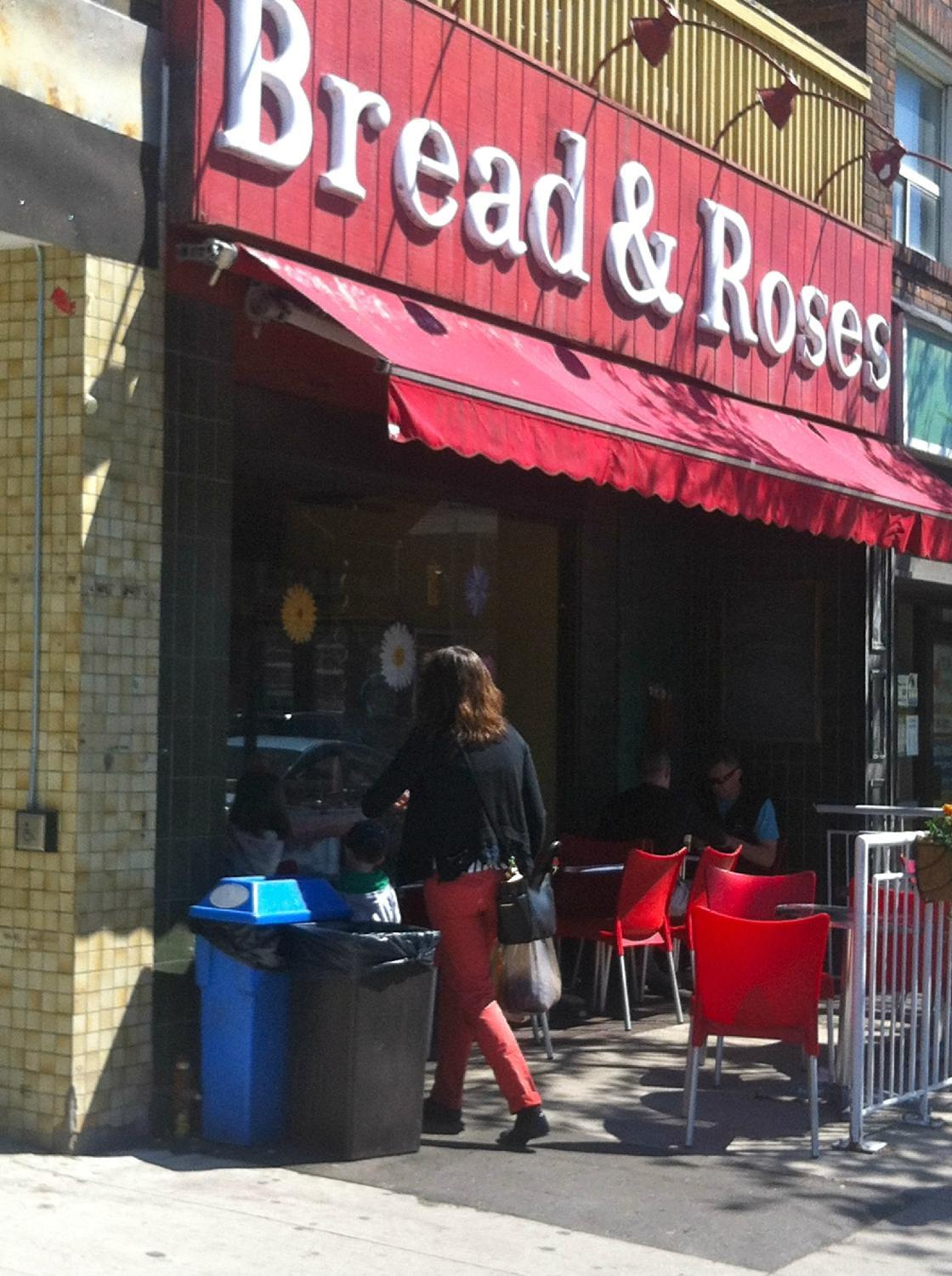 Bread & Roses Bakery Cafe