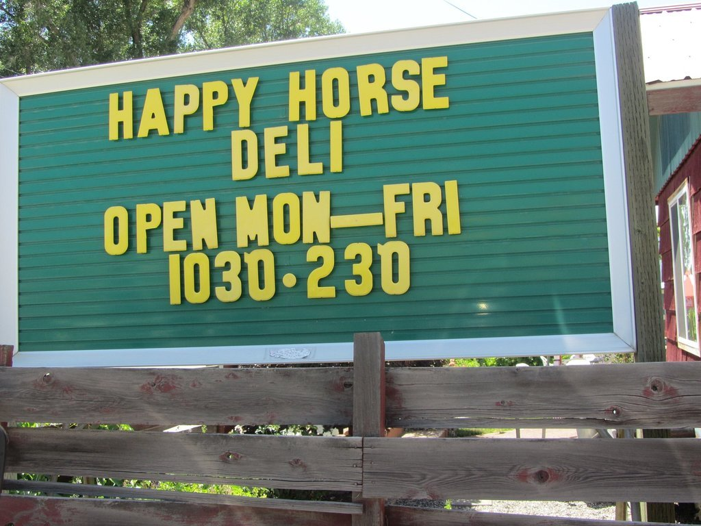 Happy Horse Deli and Antiques