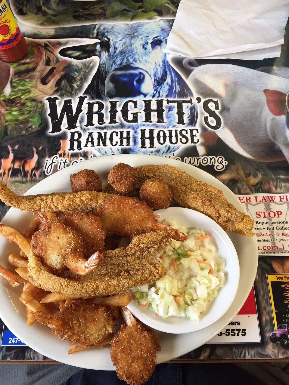 Wright`s Ranch House BBQ