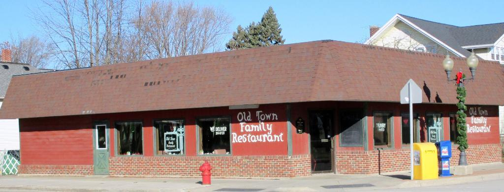 Old Town Family Restaurant